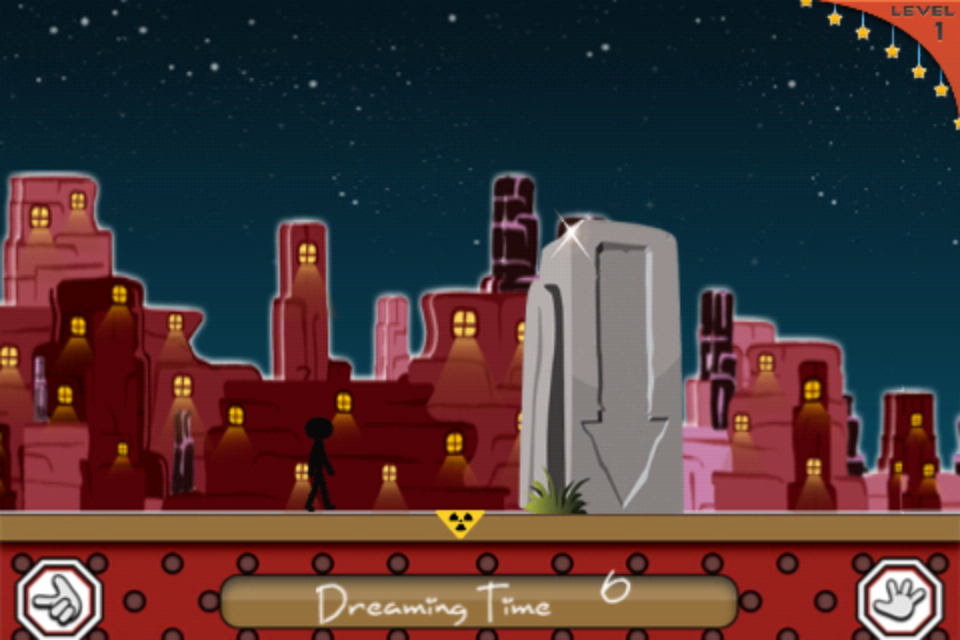 Screenshot Sleep Walk – Stickman