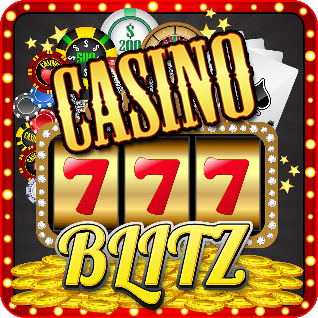 Ace Classic Vegas Slots - 777 Lucky Mega Casino Blitz Slot Machine Jackpot Game HD